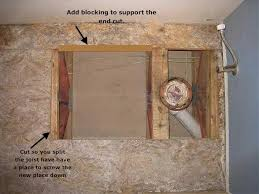 bathroom subfloor replacement. How Do I Repair Subfloor Soft Spots? | The Home Depot Community Bathroom Replacement N