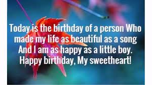 Birthday Love Quotes Best Birthday Love Quotes YouTube
