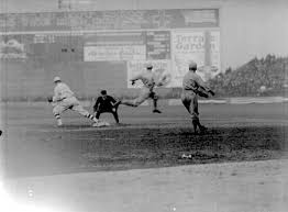 「On Oct. 13, 1903, The Boston Americans – now the Red Sox – defeated the Pittsburgh Pirates in the first modern World Series,」の画像検索結果