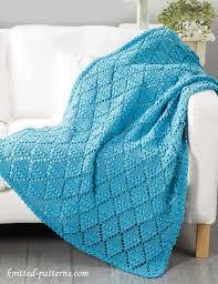 Crochet Throw Patterns
