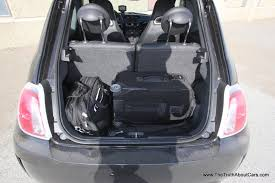 fiat 500 interior trunk. related review 2012 fiat 500 interior trunk