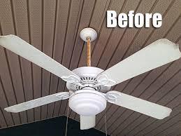 fan before