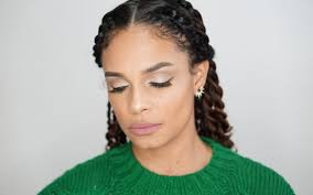 you need to try this super simple everyday glam makeup look tiffany d brown