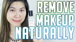 how to remove makeup naturally without makeup remover you should really be putting in some time in taking off your makeup properly