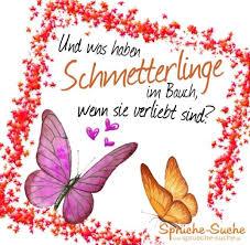 Verliebt Und Was Haben Schmetterlinge Im Bauch