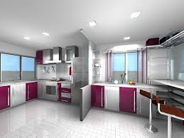 unique kitchens furniture. contemporary kitchen with maroon and red color theme unique kitchens furniture