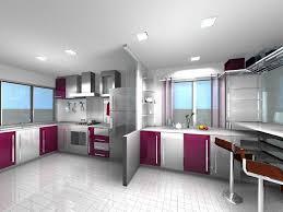 unique kitchen designs. contemporary kitchen with maroon and red color theme unique designs