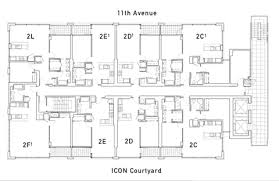 Icon Bay Miami Condo Floor PlansIcon Floor Plans