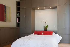 Cool Murphy Bed Designs View In Gallery Refreshing Green Addition