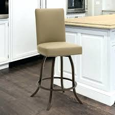 counter stools with backs large size of bar metal stool back inch black swivel height