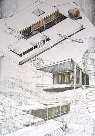 cool architecture drawing. Architecture Drawing Cool