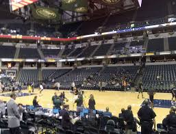 Bankers Life Fieldhouse Section 4 Seat Views Seatgeek