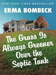 erma bombeck · rakuten ebooks audiobooks  grass is always greener over erma bombeck author