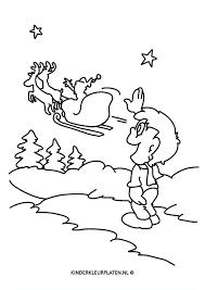 Onderwerp Kerst Feestdagen Gratis Kleurplaten Downloaden En Printen