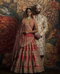 the best of sabyasachi for 2016 brides editor's picks Wedding Lehenga 2016 heavy red embroidered wedding lehenga sabyasachi 2016 wedding lehengas 2016