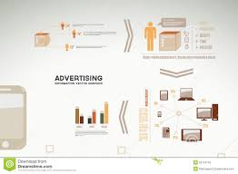 Advertising Charts And Graphs Advertising Infographics Icons Graphs Charts Stock