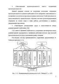 Классическая теория организации на примере ООО Юниверс Курсовая Курсовая Классическая теория организации на примере ООО Юниверс 5