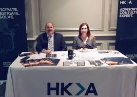 """HKA on Twitter: """"HKA is a proud sponsor of the @Fleming_Events EPC Contract  Management Conference in Houston, TX. Partner Adam Winegard and Senior  Consultant Caryn Fuller are pictured manning our stand!…  https://t.co/gBOma8cZp2"""""""