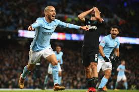 View the starting lineups and subs for the man utd vs west ham match on 13.08.2017, plus access full match preview and predictions. Manchester City 2 1 West Ham 2017 Premier League Tactical Analysis Bitter And Blue