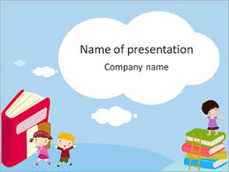 Kids Powerpoint Templates Backgrounds Google Slides