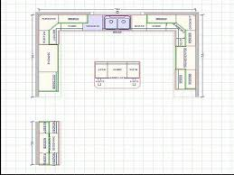 kitchen cabinet layout kitchen and decor