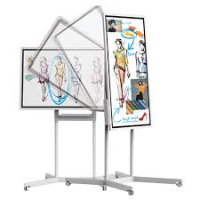 Interactive Number Flip Chart Samsung Flip Digital Flipchart For Business Wm 55h