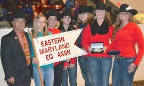 Eastern Md. Equestrian Team competes at All-American Quarter Horse Congress  | Queen Annes County | myeasternshoremd.com