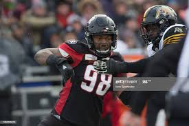 Avery Ellis of the Ottawa Redblacks in Canadian Football League... News  Photo - Getty Images