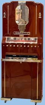 Rowe Cigarette Vending Machine Unique 48 ROWE DECO CIGARETTE MACHINE On Antiques Pinterest Vending