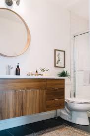 Designer Bathroom Vanity Lighting Modern Bathroom Reveal Craftsman Bathroom Bathroom Vanity