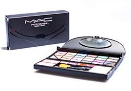 mac professional all in one makeup kit