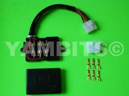 rd250f fusebox repair kit fuh003 fuse boxes fuses electrics rd250f 1979 fusebox repair kit