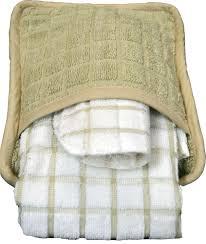 oxford premium kitchen towel set