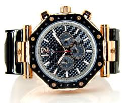 aqua master black dial chrono diamond men watch w147 2 aqua more views
