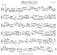 Tatering Level 3 Chord Tone Double Stops Fiddle Jam
