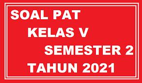 We did not find results for: Soal Jawaban Pat Kelas 5 Semester 2 Tahun 2021 Info Pendidikan Terbaru