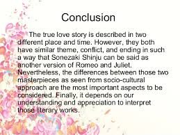 Conclusion For Romeo And Juliet Essay Conclusion For Romeo And Juliet Essay Under Fontanacountryinn Com