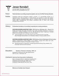 Nurse Cover Letters 12 Nursing Assistant Cover Letters Examples Auterive31 Com
