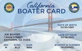 Ca License Daves Boating Place River