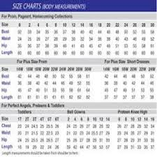 G Fore Size Chart Size Chart For Dresses Ananth Silks