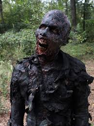 Halloween is your excuse to look darn ugly and have loads of fun scaring people. The Walking Dead Greg Nicotero S Top 10 Zombies Ever Ew Com