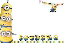 minion invitations template com moms kiddie party link minions party invites zj23xgqq