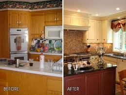 Small Picture Kitchen Makeovers On A Budget Home Design