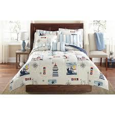 nautical comforter set queen. Perfect Queen Intended Nautical Comforter Set Queen O