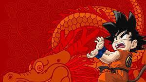 Wallpapers Kid Goku
