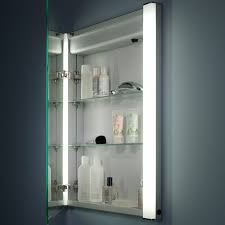 illusion recessible single mirror glass door cabinet additional image for qs v19600 roper rhodes as241c