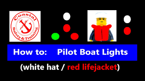 Pilot Boat Lights Quick And Simple Guide To Ship Lights Remembering The Colour Combinations