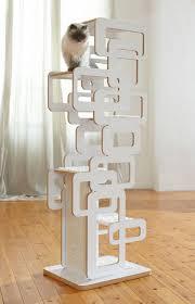 modern design cat furniture. retro design scratching post cat furniture coolest tree ever modern c