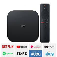 Xiaomi Mi TV Box S 4K HDR Android 8.1 2G 8G WIFI BT 4.2 Streaming Media  Player Netflix YTB Google Cast IPTV Box