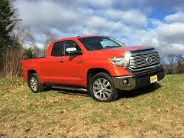 On the Road Review: Toyota Tundra Double Cab Limited - The ...